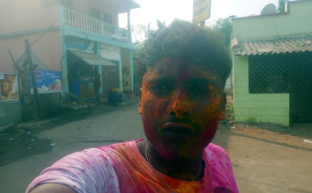 インド人ホーリー