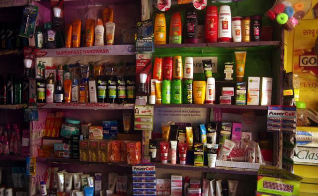 インド旅行に必要な洗顔グッズ