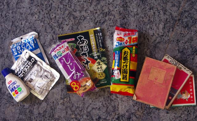 インド旅行に必要な日本の物資