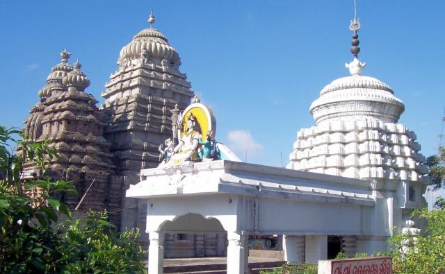 カタックのヒンドゥー寺院です。